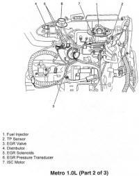 Schematics 2000 Chevy Metro 2000 Chevy Tracker wiring
