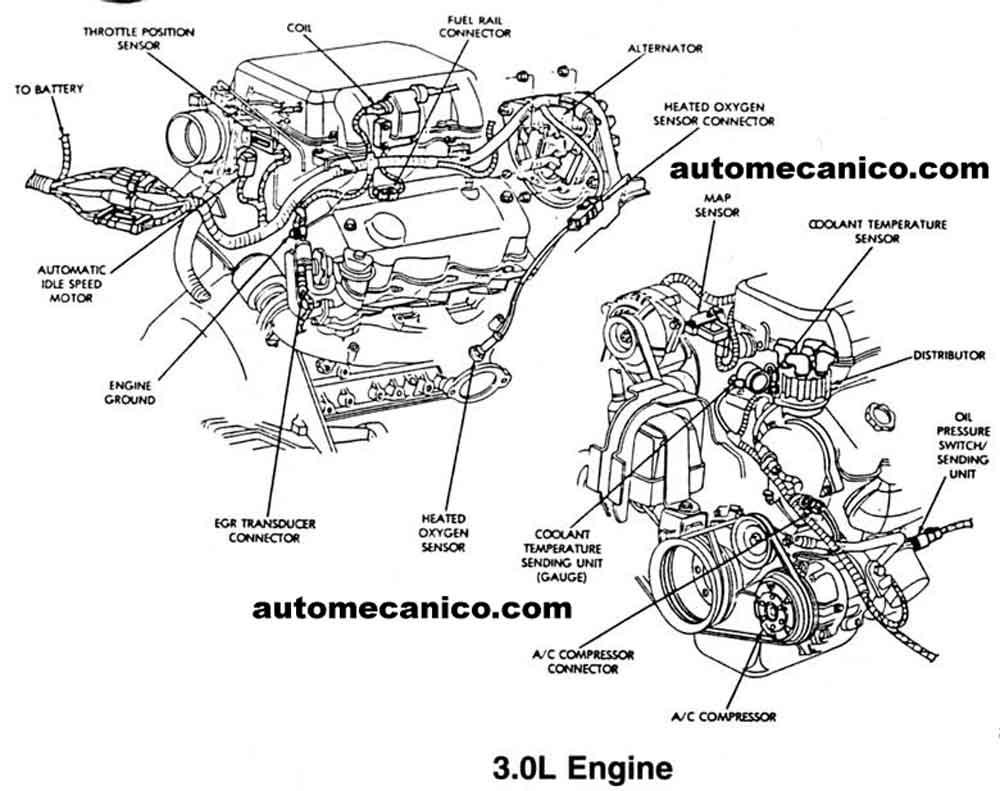 medium resolution of chrysler dodge jeep sensores automoviles 1991 2002 1991 dodge spirit engine diagram