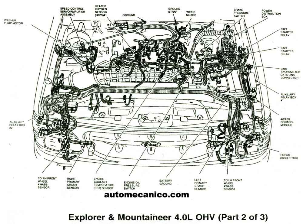 7 Way Trailer Wiring Diagram 98 Ford E 150, 7, Get Free