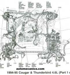 1995 ford thunderbird 4 6 v8 engine diagram engine car parts and 4 6l v8 engine [ 1110 x 829 Pixel ]