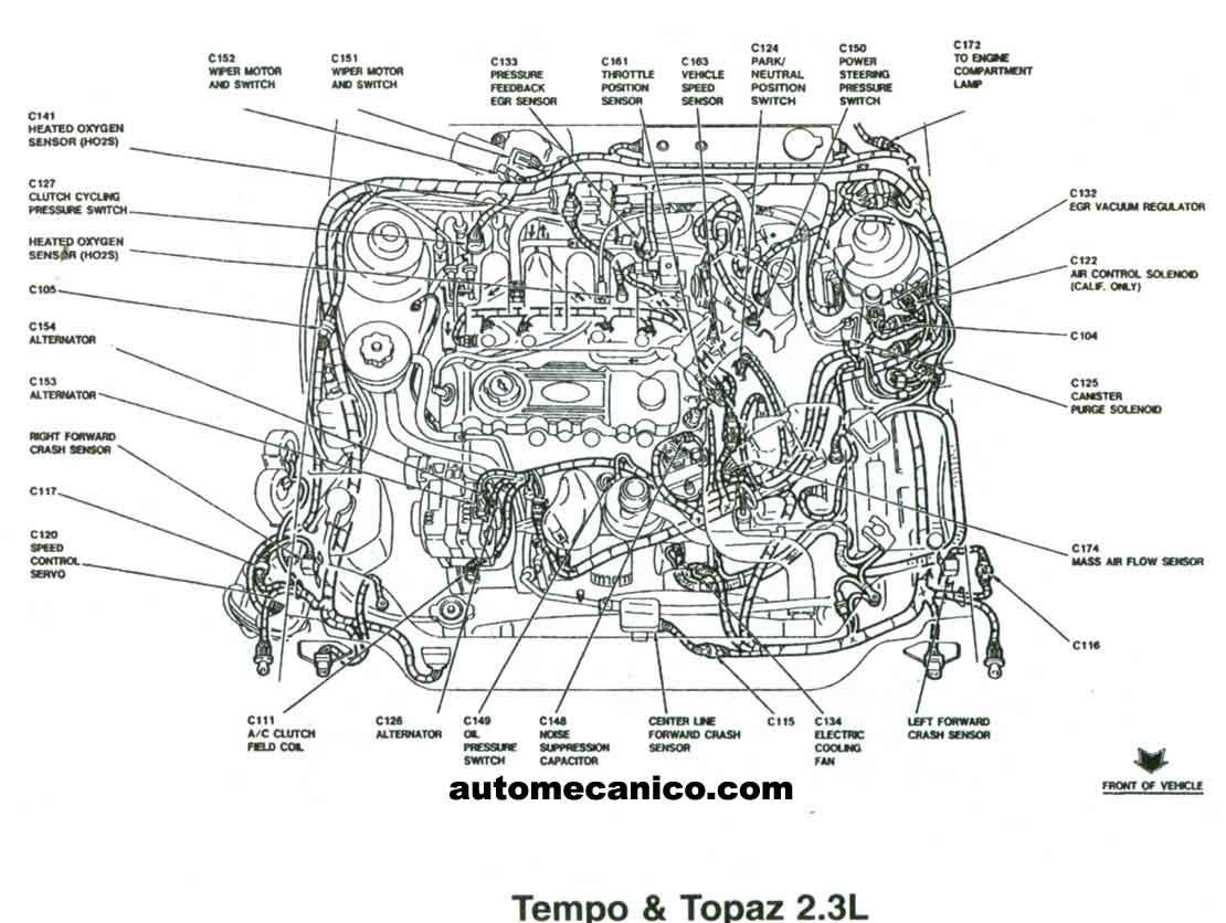 Ford Aerostar Suspension Diagram, Ford, Free Engine Image
