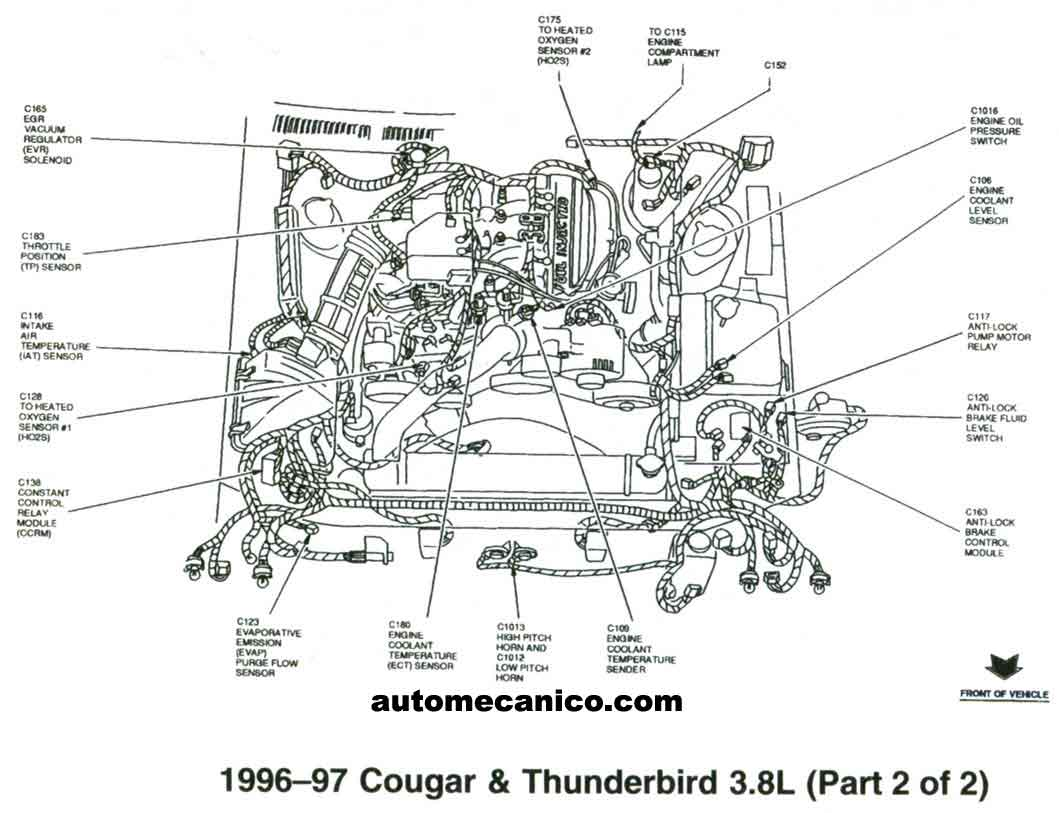 Diagram Moreover 1966 Mustang Wiring Harness On 1973