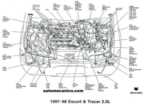 small resolution of 98 ford contour engine diagram get free image about 1997 ford contour radio wiring diagram
