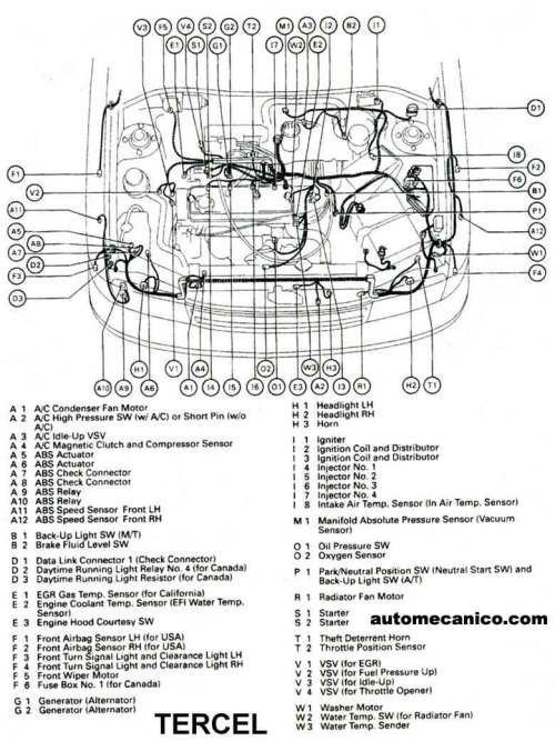 small resolution of 93 tercel wiring diagram 1994 toyota wiring diagram wiring 1994 toyota tercel fuse box diagram 1994 toyota tercel white