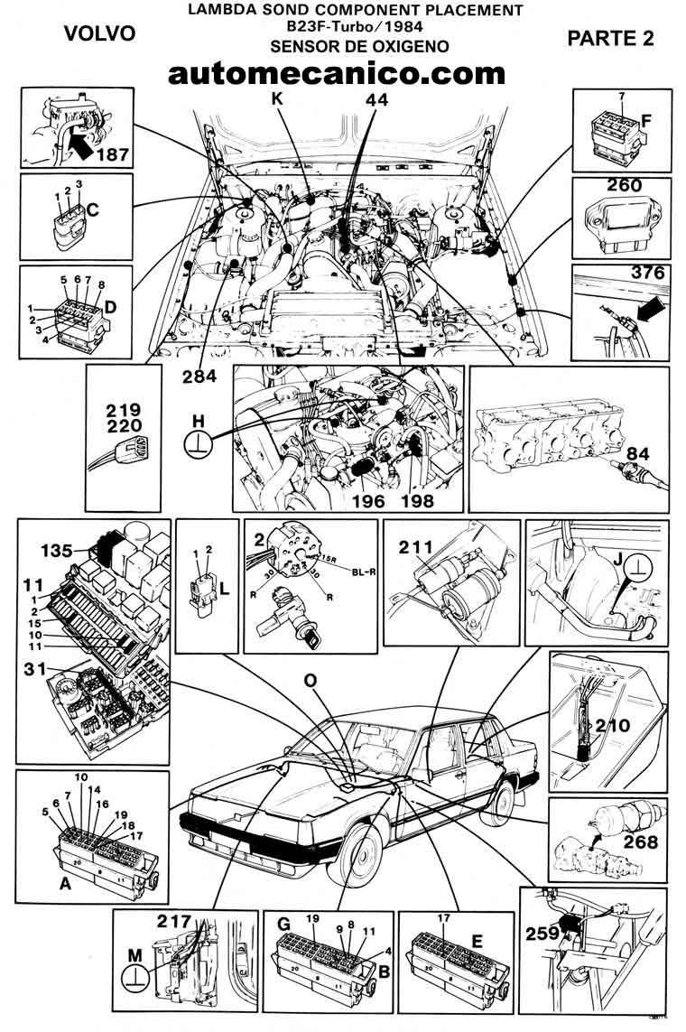 medium resolution of 1986 volvo 740 wiring diagram get free image about volvo vnl truck wiring diagrams volvo v70