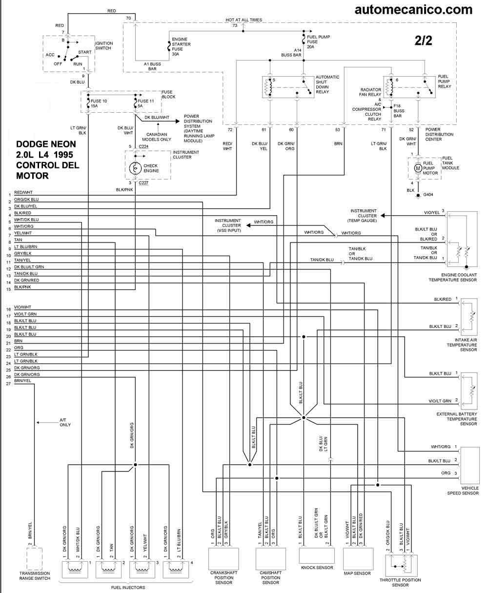 1995 dodge ram 2500 wiring diagram for a 3 way switch | diagramas control del motor vehiculos mecanica automotriz