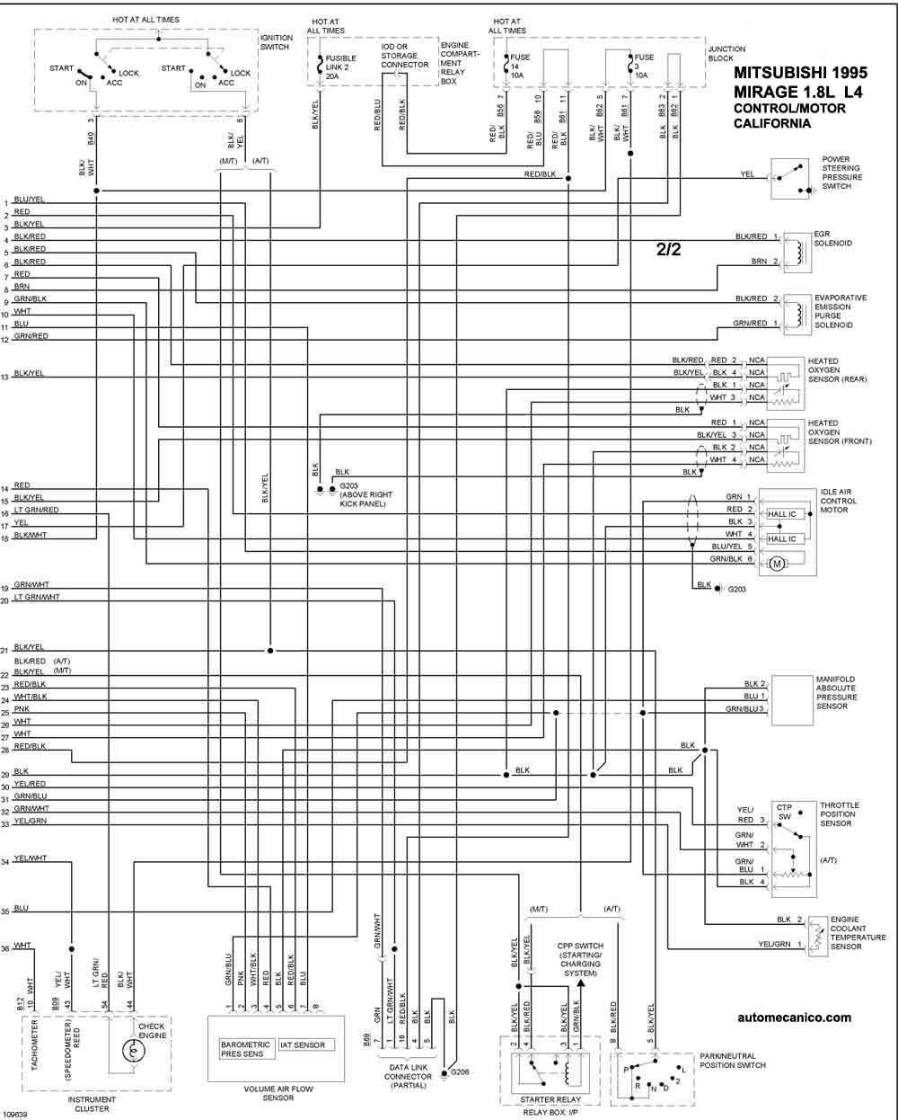 turbine sensor wiring diagram 1999 mitsubishi mirage