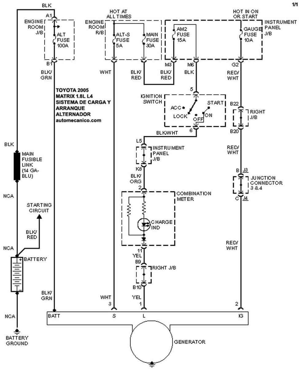 TOYOTA diagramas.2005
