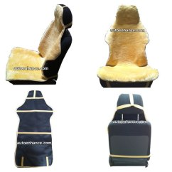 Motorhome Captain Chair Seat Covers Patio Parts Rv Sheepskin Captains Bucket Australian Wrap