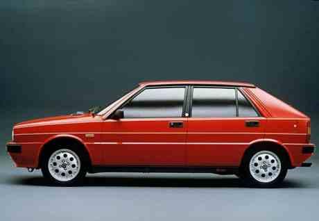 Delta HF 4WD 1986 (Lancia Press)