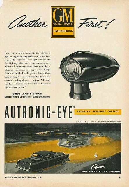 Autronic Eye