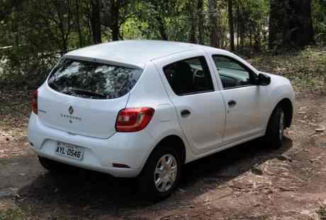 Renault Sandero Autentique 12