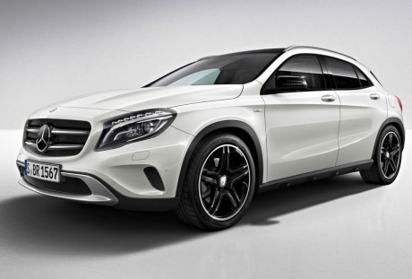 Mercedes-Benz-GLA-Edition