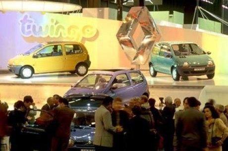 1992-Renault-Twingo-debut-Paris