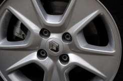 """Rodas 15"""" com pneus 195/65R15"""