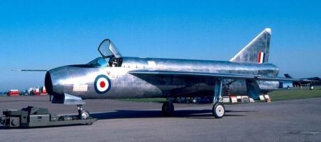 O primeiro protótipo, P.1A (airliners.net)
