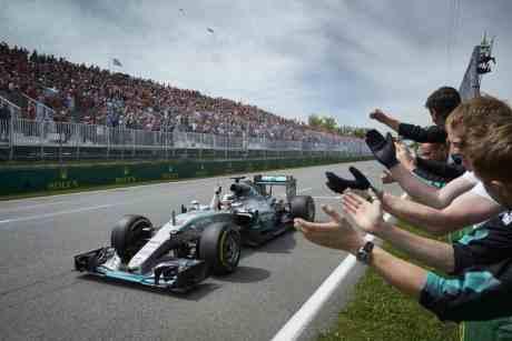 E chegada conforme o que era esperado (foto Mercedes-Benz)