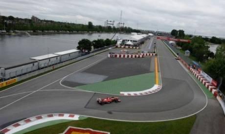 Chicane dos boxes é o ponto mais explorado para as ultrapassagens (foto Ferrari.com)