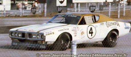 12 - 10_Charger NASCAR_Le_Mans-1976