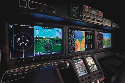 HondaJet Avionics Garmin G3000
