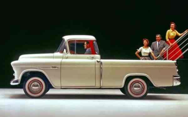 Chevrolet Cameo Carrier
