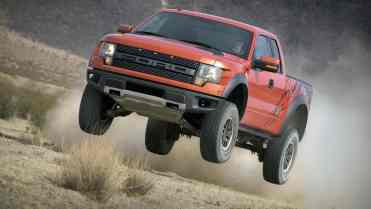Ford F-150 SVT Raptor 2