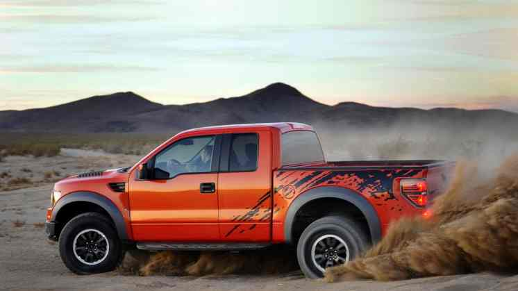 Ford F-150 SVT Raptor 3