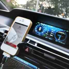 Link MyCitroen que salva os dados do carro no celular