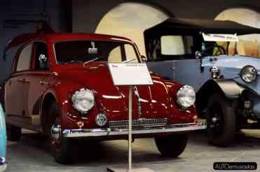 Tatra T97 1938 com motor de cilndros contrapostos
