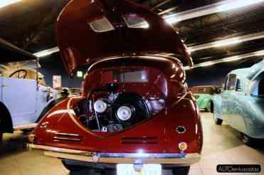 Tatra T97 1938 com motor de cilindros contrapostos