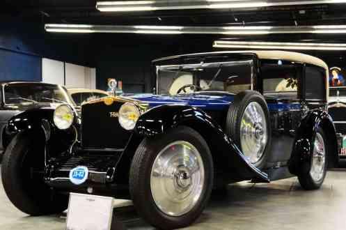 "Tracta Type E 1930 ""rebaixado"""