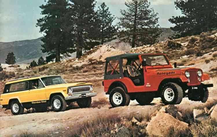 1978 Jeep F Cover