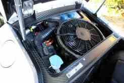 Não sei por que me lembrei da turbina de arrefecimento do Porsche 917...