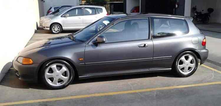 Civic VTi 1995