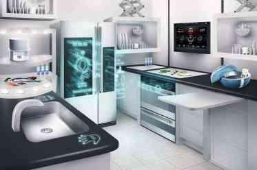 Todos os dispositivos de um ambiente estarão conectados...
