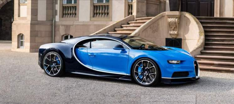 Bugatti Chiron 23