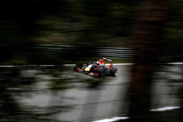 Os ambientalistas que chegaram após a construção do autódromo já complicaram o futuro de Monza (Foto Getty Images/Red Bull)