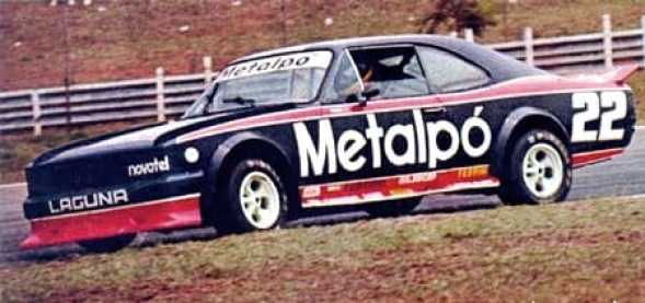 Stock Car - 1984 - Paulo Gomes