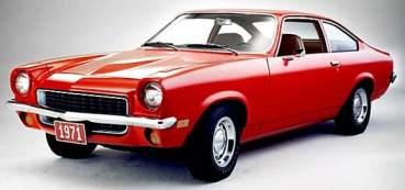 Chevrolet Vega 1971