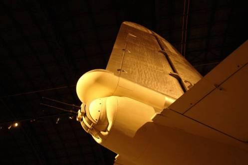 Torre de canhões na cauda do B-26