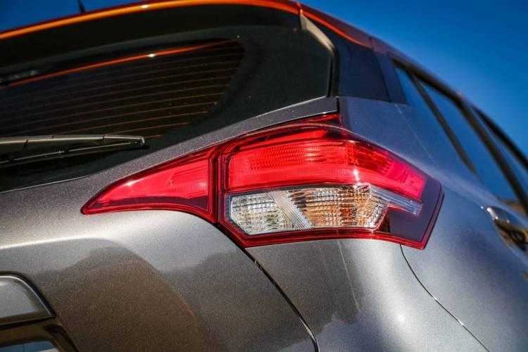 Lanternas traseiras são angulosas (Foto Nissan)