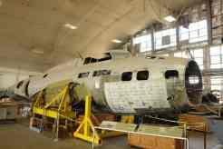 Fuselagem do B-17D