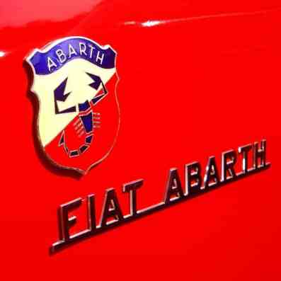 Escorpião da Abarth, signo do seu fundador, Carlo Abarth