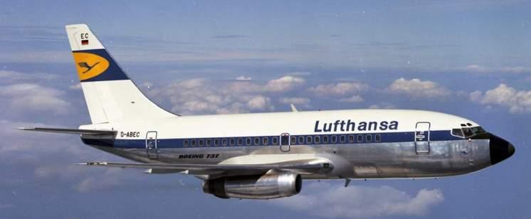 Boeing 737-100 original