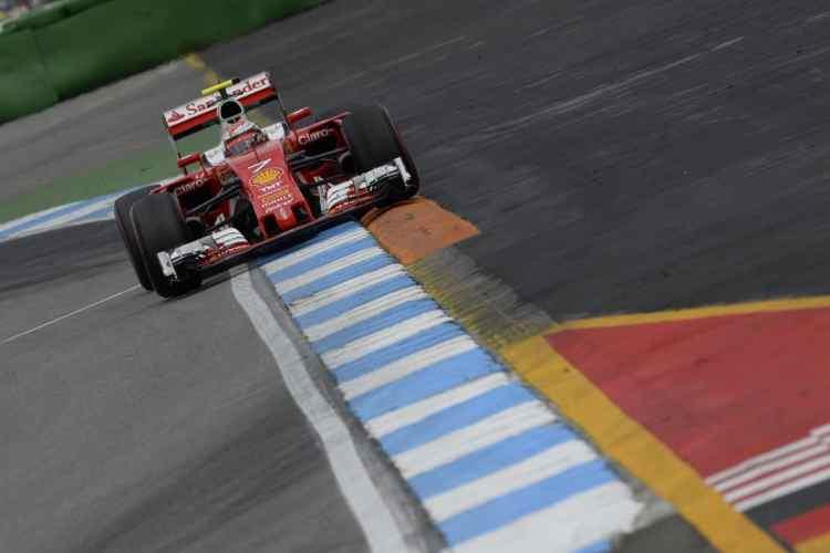 Ferrari tem uma longa estrada para voltar a amaaçar Mercedes e a Red Bull (Foto Ferrari)