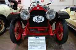 Placa é da Alemanha, segundo informação do museu