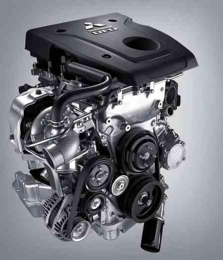 Novo motor turbo diesel de 2,4-l construído em alumínio, que gera 190 cv e 43,9 m.kgf. Foto: divulgação