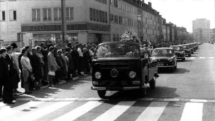 Passando pelas ruas de Wolfsburg
