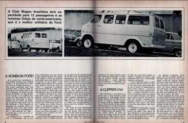 Quatro Rodas junho 1970
