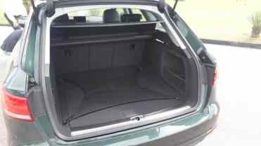 Bom porta-malas de 505 L